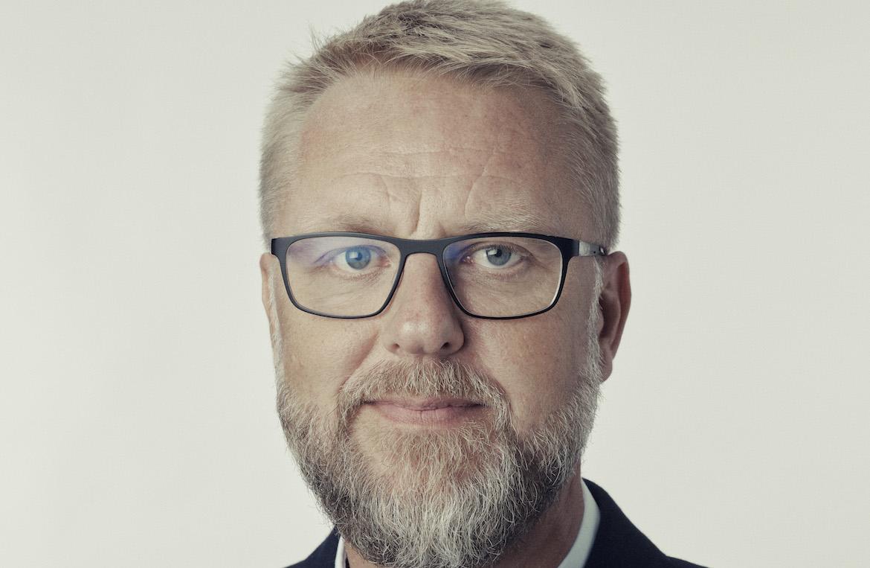Kenneth Brenøe, bl.a. tidligere Trading Director I GroupM, står nu i spidsen for det digitale reklamesalg hos TV 2. Foto: Brian Buchard/TV 2
